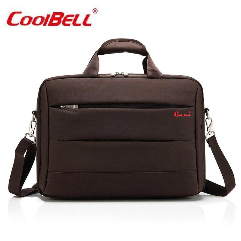 COOL BELL Male Laptop Shoulder Bags,2017 Waterproof nylon Business Men Travel Bag ,Men messenger bags bolsa masculina-FF<br>