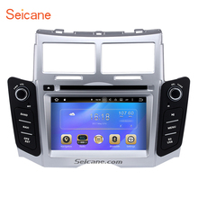 Seicane Android 6.0 Car Radio GPS Navigation DVD Player for 2005-2011 TOYOTA YARIS with USB Bluetooth WIFI 1080P Video(China)
