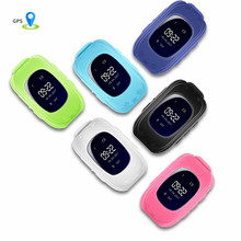 Original Q50 Smart Watch Children Safety Monitor Portable GPS Intelligent Smartwatch For Android IOS Telephones Wristwatch