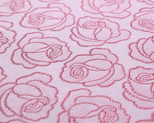 Pastoral tablecloth Restaurant wedding court Multisize vintage floral garden fabric beautiful pink lace peony rose table cover