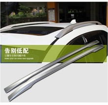 Aluminum alloy for Mazda cx - 5 2015 roof rack holing top rack shelf CX5 rack Modified special car modified Decorated protection