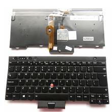 New Keyboard FOR LENOVO FOR IBM T430 L430 W530 T430I T430S X230I X230 T530I UI laptop keyboard Backlight