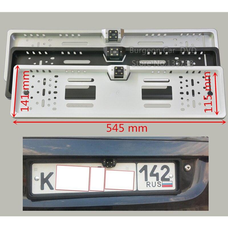 Рамка номера с камерой алиэкспресс