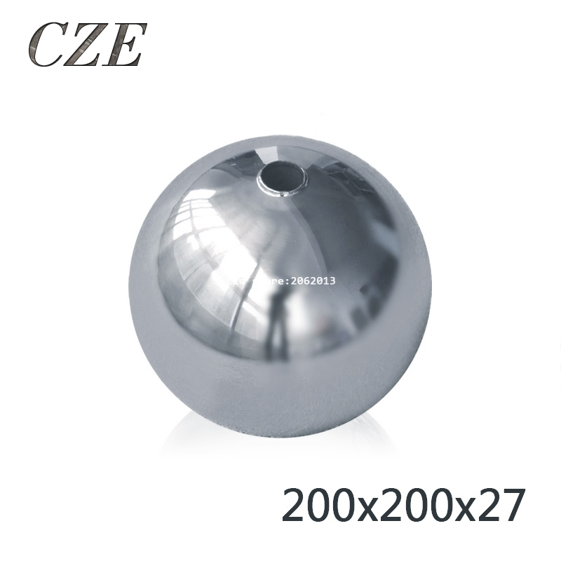 200*200*27mm Magnetic Stainless Steel Float Ball for Water Level Float Switch Huge Float Ball<br><br>Aliexpress