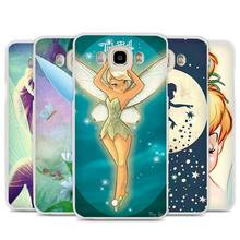 Tinkerbell little prince Cell Phone Case Cover for Samsung Galaxy J1 J2 J3 J5 J7 C5 C7 C9 E5 E7 2016 2017 Prime