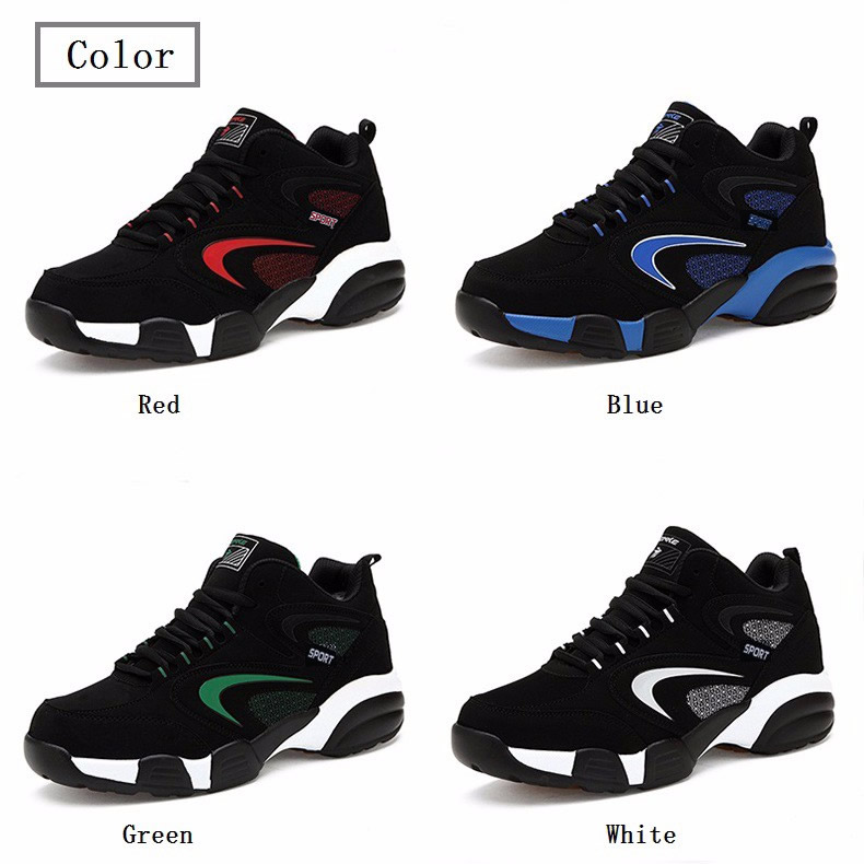 16 Winter Shoes Mens Running Shoes Outdoor Women Sport Shoe blue Keep Warm Winter Sneakers Running Shoes Free SIZE UE36-45 2