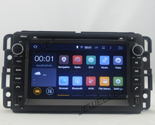 Eight core Android 6.0 Car DVD GPS Navigation for Chevrolet Traverse Express Equinox Avalanche Tahoe Suburban Silverado Malibu