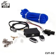 Hubsports - Wireless Remote Vacuum Exhaust Cutout Valve Controller Set with 2 Remotes HU-CUT-DZ