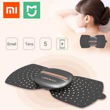 Buy Xiaomi Mijia Newest LF Brand Electrical Stimulator Full Body Relax Muscle Therapy Massager Magic Massage Stickers Mi Smart Home for $55.71 in AliExpress store