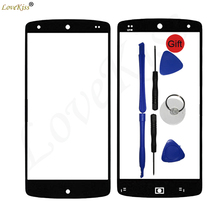 Buy Touchscreen Front Panel LG Google Nexus 5 D820 D821 Touch Screen Sensor Lens LCD Display Digitizer Outer Glass Replacement for $3.56 in AliExpress store