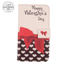 AIYINGE Magnet Wallet Cell Phone Case Flip Card Pocket Leather Cover For BlackBerry Q10(China)