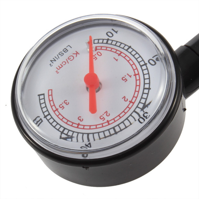 Mas Tech 1pcs Car Vehicle Motorcycle Dial Tire Gauge Meter Pressure Tyre Measurement Tool To save gas Hot Worldwide