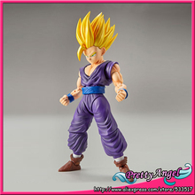 Original Bandai Tamashii Nations Figure-rise Standard Assembly Dragon Ball Toy Figure - Super Saiyan 2 Son Gohan Plastic Model
