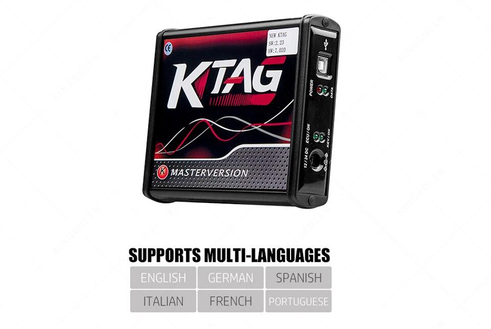 Ktag V7.020 V2.23 4 LED version (6)