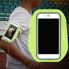 FLOVEME Brand Sport Running Arm band Case For iPhone 7 6 6s Cover Arm Band Smart Touch Capa Phone Cases For iPhone 7 Plus 6 Plus