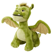 Soft Plush Toys Pete's Dragon Toy Elliot Stuffed Dinosaur Plush Animal Doll Gift for Kids 22cm