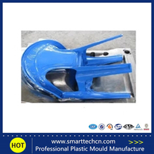 High quality plastic injection chair mould / arm chair molding in p20 mold material with cnc machine for mold making