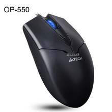 OP-550 Desktop Computer Notebook Mouse Office Internet Bar Game Mouse USB Cable White 1000DPI, 3 keys Wired Mouse Interface ps/2(China)