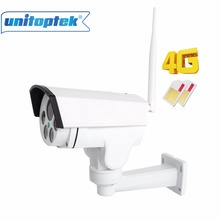 960P 3G 4G SIM Card Camera Wifi Outdoor PTZ HD 1.3MP Bullet CCTV Camera Wireless IR 50M 4X Zoom Auto Focus Security Camera(China)