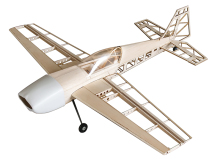 EX330 1025mm Laser Cut Balsa Kit Balsawood 3D Airplane Model Building (Gas Power Electric Power) Woodiness model /WOOD PLANE RC(China)