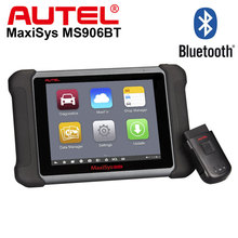 Autel MaxiSys MS906BT MS906 BT Wireless OBD2 Car Diagnostic-Tool OBD 2 Autoscanner Better than DS708 Auto Diagnostic Tool(China)