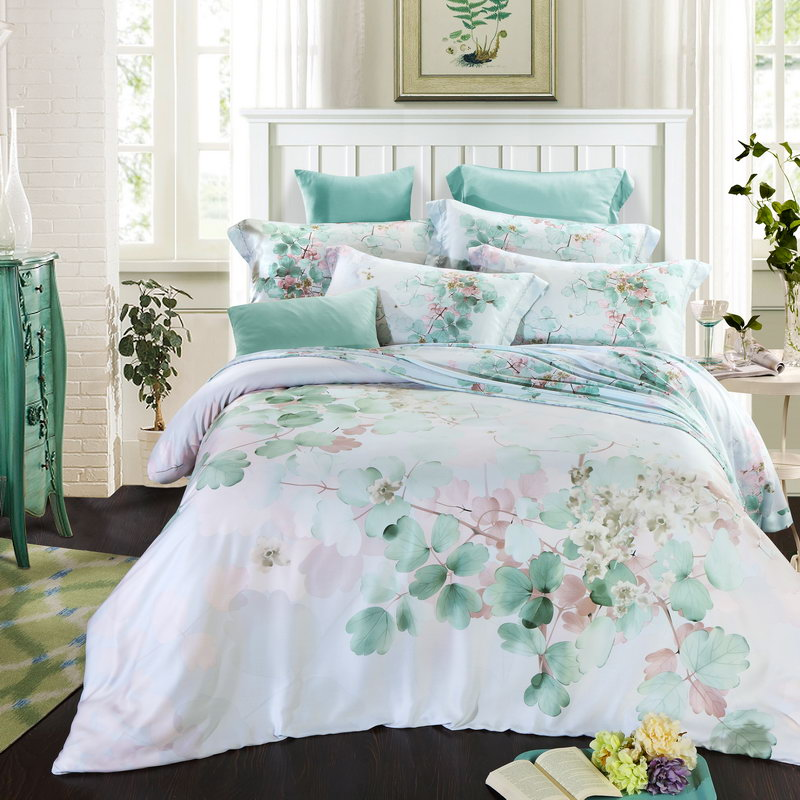 print coral flower twin bed blue aqua girs red for cute pin fashion kid cotton and bedding full size abstract