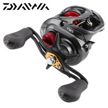 New DAIWA TATULA CT 100H 100HL 100HS 100HSL Baitcasting Fishing Reel 210G 7+1BB 6.3:1 7.3:1 TWS Baitcasting Fishing Reel(China)