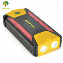 High Capacity 82800mAh 12V Car Jump Starter Portable 600A Car Starting Device Mobile 4USB Phone Laptops Power Bank SOS Lights