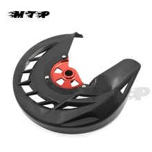 Motorcycle Front Brake Disc Rotor Guard Cover For Honda CRF250 CRF250L CRF250M 2012-2016 2015 2014 2013 CRF 250 L M Protector