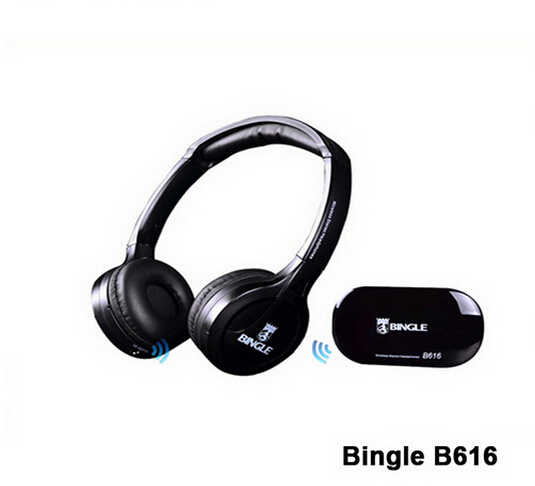 Bingle B616 stereo Wireless Headset Headphones with Microphone FM Radio for MP3 PC TV Audio Phones auriculares casque sans fil<br><br>Aliexpress