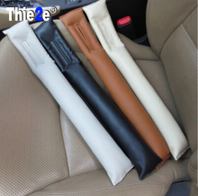 Auto Car Seat Cover Faux Leather Gap Pad Fillers Holster Spacer Filler Padding Protective Case Cleaner Clean Slot Plug Stopper
