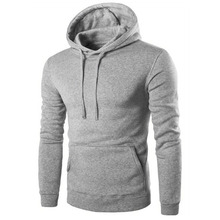 New Winter Plus Velvet Coats Men Hoodies Warm Slim Fit Sporting Thin Sweatshirts With Hat  Mens Hoodies And Pullover