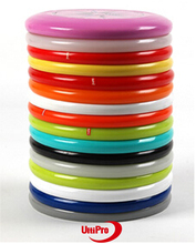 175g Professional UltiPro Ultimate Frisbee  6Pieces Misprint Slightly Flaw Random Colors And Designs Free Shipping