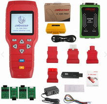 OBDSTAR X-100 PRO Auto Key Programmer (C+D) Type for IMMO+Odometer+OBD Software Get PIC and EEPROM 2-in-1 Adapter