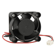 CAA Hot 40 x 40 x 20mm 4020 5 Blade Brushless DC 12V Axial Cooling Fan