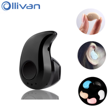 Ollivan S530 Bluetooth Headset Super Mini Wireless Earphone For Phone In-Ear Invisible Earbuds With Mic Sports s530 Auriculares