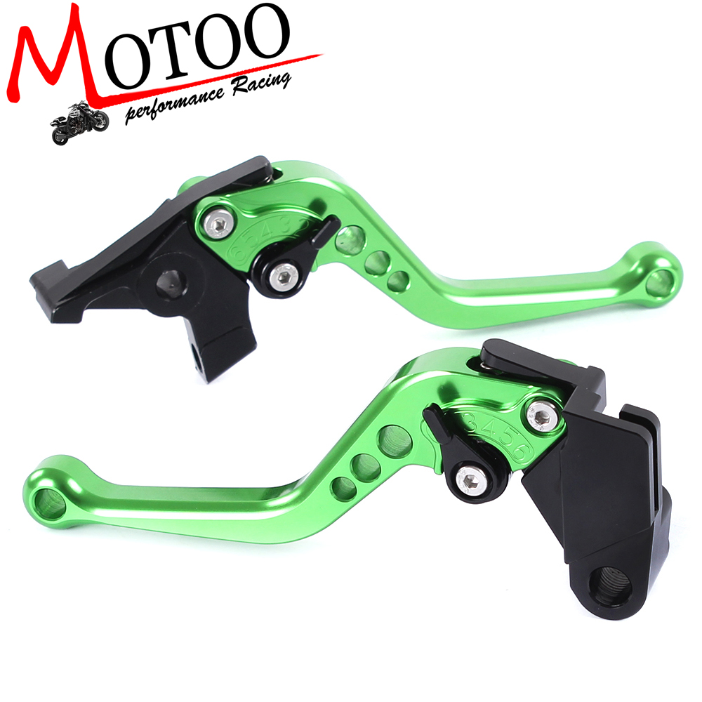 Motoo - F-44 K-750 Motorcycle Brake Clutch Levers For Kawasaki ER-6n 2009-2014 NINJA 400R VERSYS 650 ER6N ER6F ABS<br><br>Aliexpress
