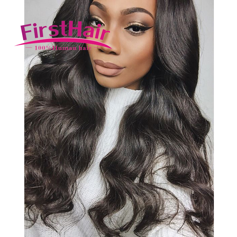 Stema Hair Company Cheap Brazilian Virgin Hair Body Wave 3 Bundles 100 % Brazilian Human Hair Weave 7A Overnight Shipping DHL<br><br>Aliexpress