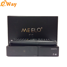 2016 satellite tv receiver dual tuner STB 1300mhz mips processor solo 2 se flash 256MB 1GB DDR3 full hd linux decoder MEELO+ SE(China)
