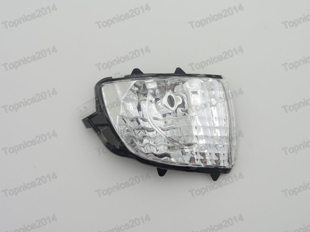1Pcs Rear View Wing Mirror Indicator Light Turn Signal Lamp 31111814 Right Side For Volvo XC90 2007-<br>