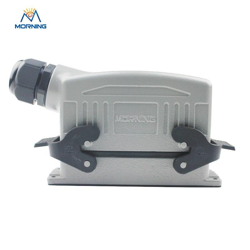 HK-4/8 80A power signal car-styling heavy duty connector<br>