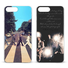 Buy Beatles Cases Fashion Coque Mobile Phone Case Cover Shell Bags Apple iPhone 8 7 7s Plus 6S 6 Plus 5 5S SE 4S 4 for $2.97 in AliExpress store