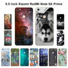 Buy Xiaomi Redmi Note 5A Prime Cases TPU Scenery Painted Redmi Note 5A Prime Phone Cover Hongmi Note 5a Prime for $1.37 in AliExpress store