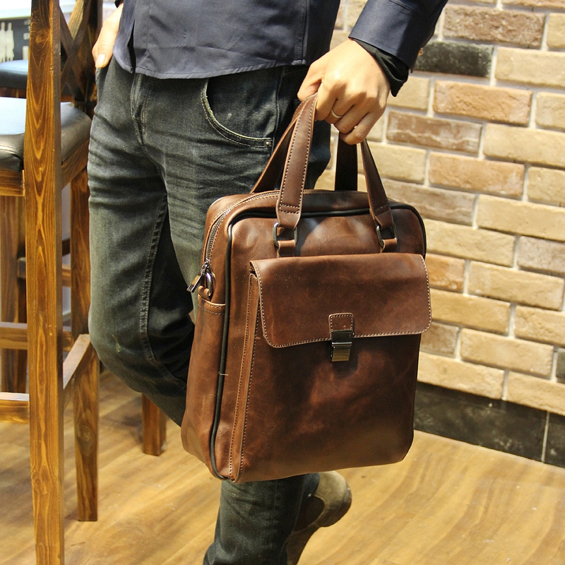 Tidog Male bag shoulder bag for mens handbags bag 2017 new Europe and the United States mens bags<br><br>Aliexpress