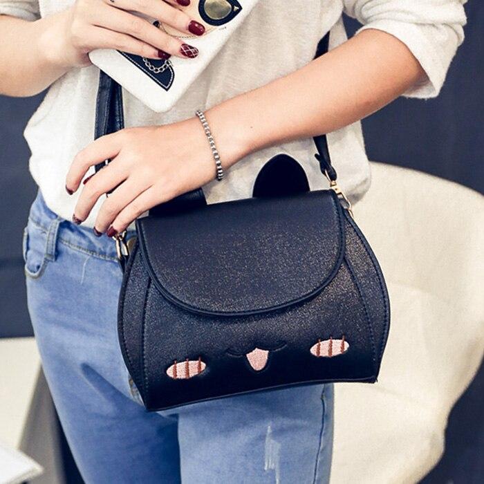 Free shipping, 2016 new women handbags, trend Korean version shoulder bag, fashion woman messenger bag, lovely small fresh flap.<br><br>Aliexpress