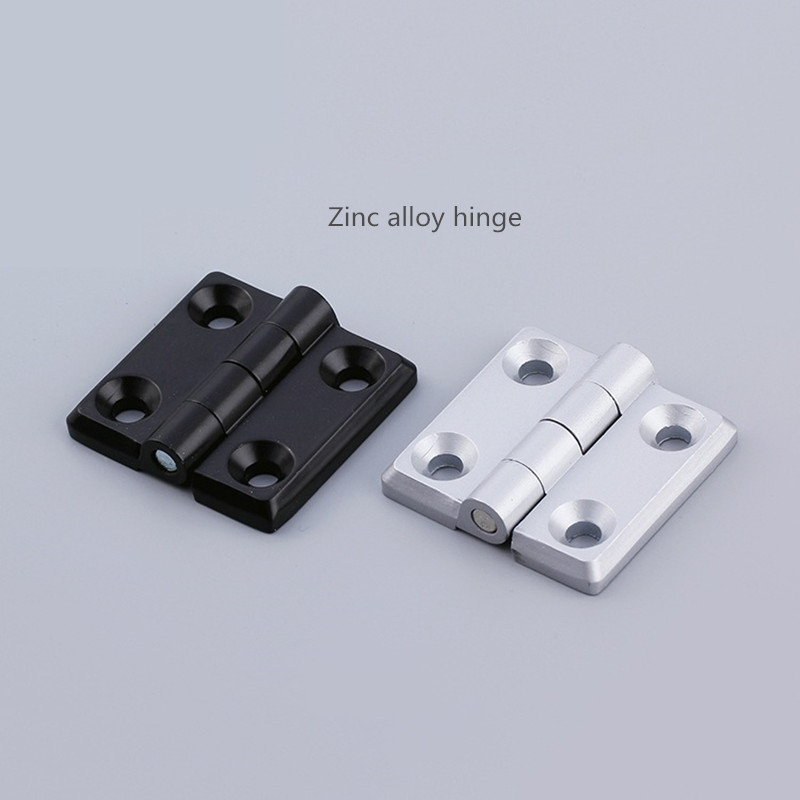 Free shipping distribution box hinge zinc alloy hinges CL226-3 metal hinge support custom(China (Mainland))