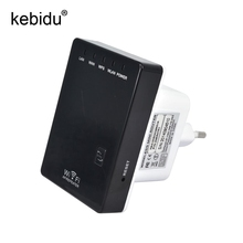 Wireless N Network Router AP WIFI Repeater Amplifier LAN Client Bridge IEEE 802.11b/g/n 300Mbps Singnal Booster EU/US Plug