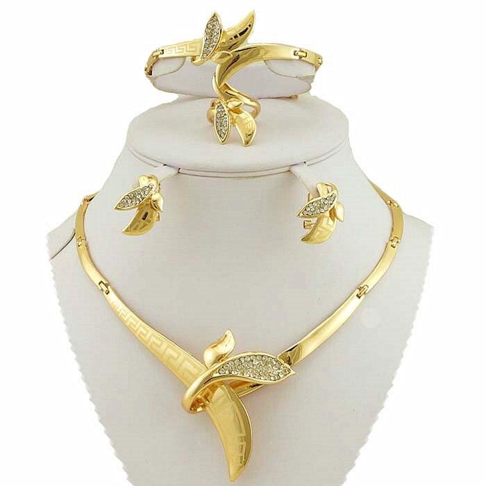 gold jewelry sets women fashion jewelry sets fine jewelry sets women