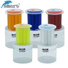 SMART Strong 500m Nylon Fishing Line Linha De Pesca Monofilament Hilo Pesca Japan Carp Fishing Peche Pescaria(China)