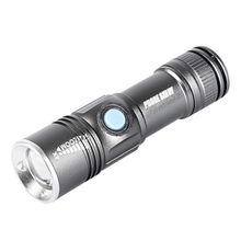 MUQGEW 3000LM MINI USB Rechargeable Flashlight Torch Portable 2017 Newest Portable Outdoor Bright Unique Adjustable LED Zoom(China)